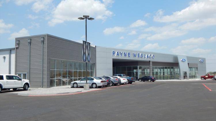 Payne Weslaco Ford